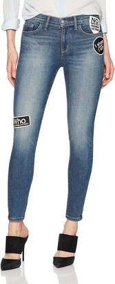 Siwy Women's Lauren Mid Rise Skinny Jeans in Alone with You 28