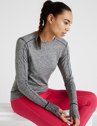 Marks and Spencer Performance Long Sleeve Top