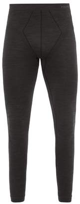 Falke Ess - Technical Performance Leggings - Mens - Black