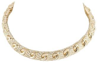 Heritage Bvlgari Bulgari 18K 15.00 Ct. Tw. Diamond Necklace