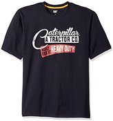 Caterpillar Men's Heavy Duty T-Shirt