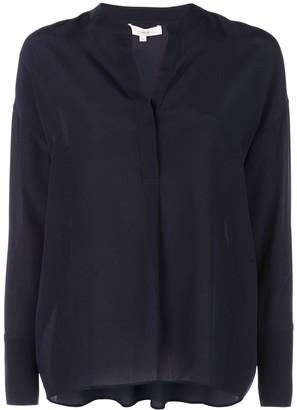 Vince sheer blouse