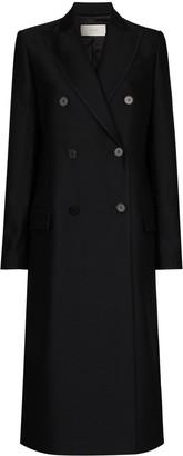 LVIR Double-Breasted Long-Line Coat