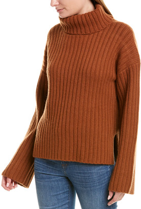 Naadam Cashmere Naadam Wool & Cashmere-Blend Sweater