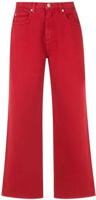 OSKLEN Cropped Trousers