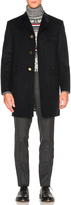 Thom Browne Classic Chesterfield Coat
