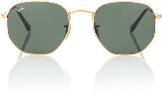 Ray-Ban RB3548N Hexagonal Flat sunglasses