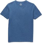 J.crew - Slim-fit Broken-in Mélange Cotton-jersey T-shirt