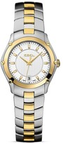 Ebel 18K Yellow Gold and Stainless Steel Sport Watch, 27mm