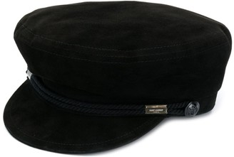 Saint Laurent sailor cap