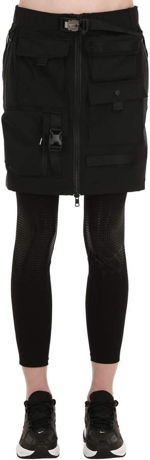 Matthew Williams 2-In-1 Skirt & Tights