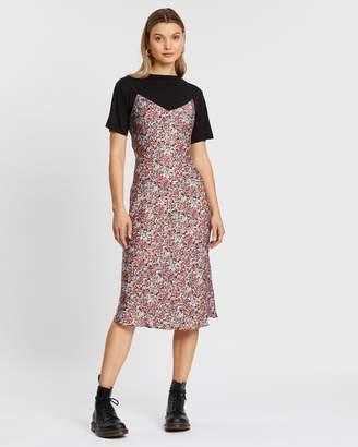AllSaints Hennie Wilde Tee Dress