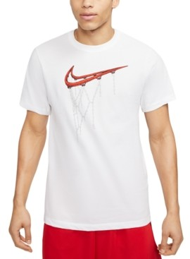 Nike Men's Dri-fit Basketball Graphic T-Shirt