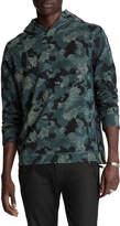 John Varvatos Men's Alexandria Camo-Print Hoodie Sweatshirt