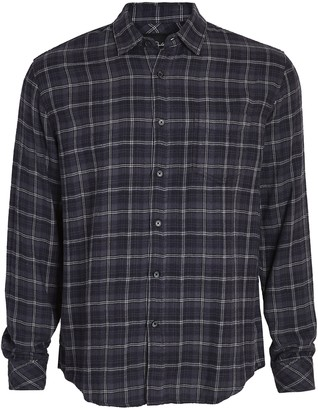 Rails Long Sleeve Check Lennox Shirt