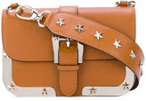 RED Valentino star studded shoulder bag - women - Calf Leather - One Size