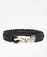 Brooks Brothers Cotton Cord Bracelet
