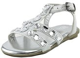 Kenneth Cole Reaction Brigten Beach 2 Jeweled T-Strap Sandal (Toddler/Little Kid)