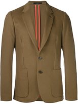 Paul Smith notched lapel formal blazer
