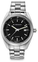 Givenchy Eleven Stainless Steel Bracelet Watch