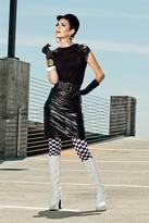 Shabby Apple Baby's in Black Skirt