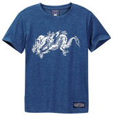 Toobydoo Short Sleeve Magic Dragon Tee (Toddler & Little Boys)