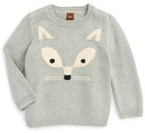 Tea Collection Infant Boy's Inari Crewneck Sweater