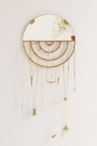 Urban Outfitters Aimee Jewelry Storage Hanging Mirror