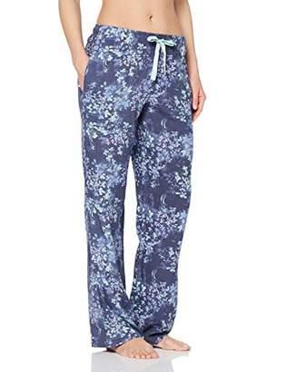 Schiesser Women's Mix & Relax Webhose Lang Pyjama Bottoms,8 (Size: 034)
