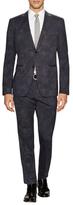 John Varvatos Austin Fit Peak Lapel Suit