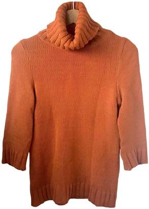 Isabel Marant Orange Cotton Knitwear for Women