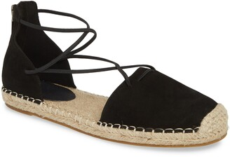 Eileen Fisher Lace Espadrille