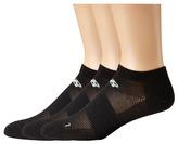 New Balance No Show 3-Pack No Show Socks Shoes