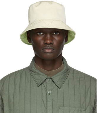 Kenzo Reversible Beige Little X Bucket Hat
