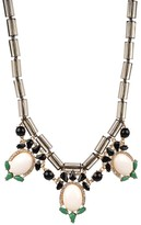 Lori's Shoes Chain Statement Necklace