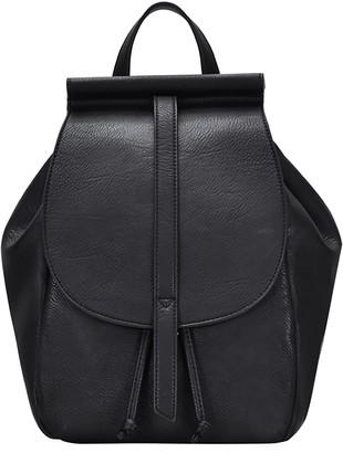 Antik Kraft California Faux Leather Backpack