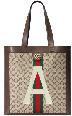 Gucci DIY Ophidia GG Supreme large tote