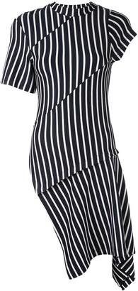 Monse striped asymmetric top