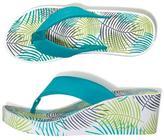 Avon Tropical Burst Wedge Flip-Flop