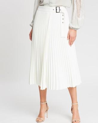 Reiss Arielle Midi Skirt