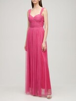 Thumbnail for your product : Maria Lucia Hohan Estel Tulle Long Dress