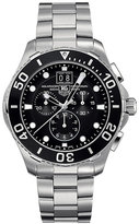 TAG Heuer Aquaracer men's chronograph stainless watch
