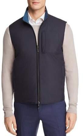 Canali Reversible Vest