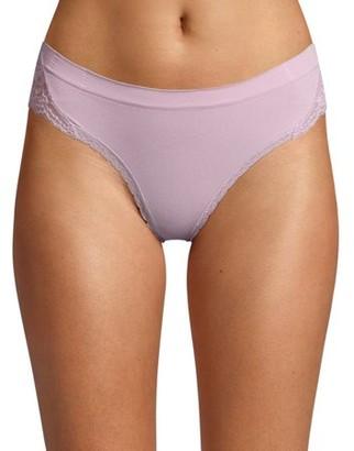 Secret Treasures Women's Thong Panties, 3-Pack