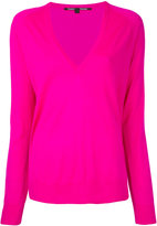 Proenza Schouler v-neck knitted top