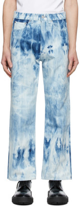 Our Legacy Blue Third Cut Jeans
