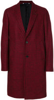 Paul Smith classic tweed coat