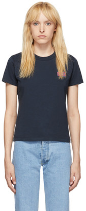 Opening Ceremony Navy Logo T-Shirt
