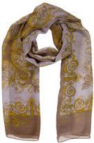 Versace Silk Printed Scarf