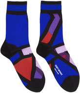 Issey Miyake Blue Ray Socks